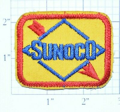 Vintage Embroidered Corporate Oil /& Gas Clothing Patches Collectible Memorabilia