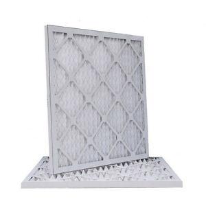 21.5x23.5x1 Ultra Allergen Merv 11 Replacement AC Furnace Air Filter (12 Pack)