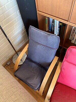 Stol To lænestole til børn, med vaskbart aftageligt betræk.