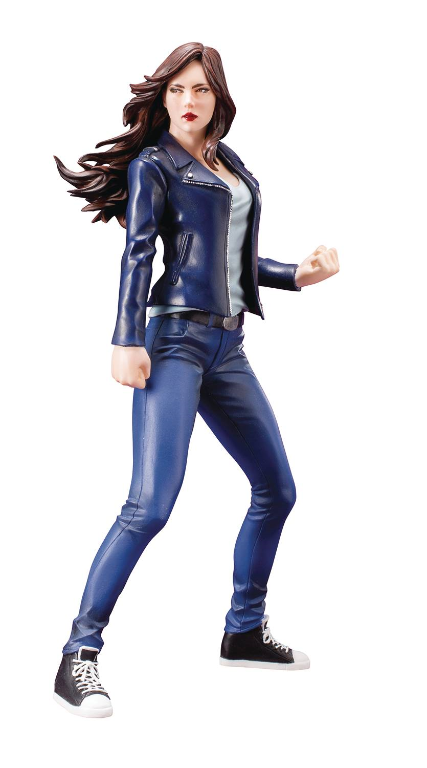 Marvel Defenders Series Jessica Jones Artfx+ Kotobukiya