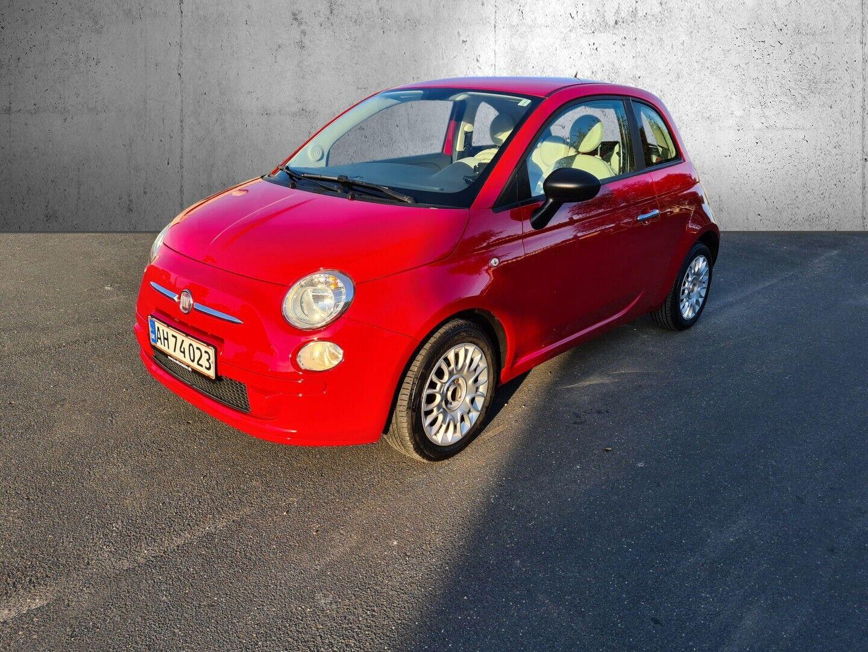 Fiat 500 1,2 Pop 3d - 44.100 kr.