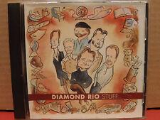 Diamond Rio - Stuff PROMO CD Single VG Condition Rare
