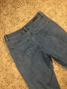 LEE Womens Petite Classic-Fit Straight Leg Jeans