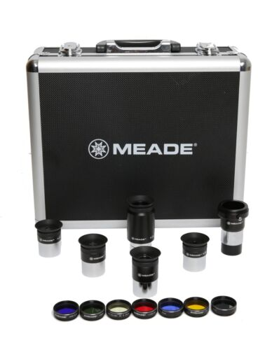 Meade Series 4000 Plossl Telescope Eyepiece Set