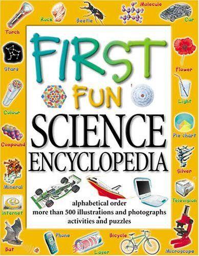 First Fun Science Encyclopedia,Brian Ward