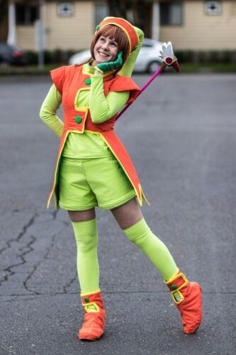Cardcaptor Sakura Costume Cosplay Green Jester Com