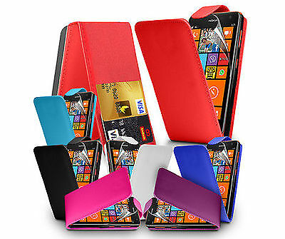 FLIP LEATHER SERIES CASE COVER FOR NOKIA LUMIA 625 + SCREEN PROTECTOR