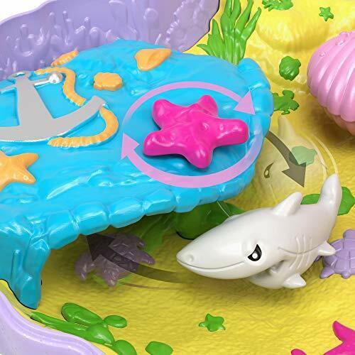 Polly Pocket Tiny Power Seashell Borsetta