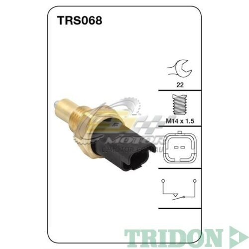 TRIDON REVERSE LIGHT SWITCH FOR Citroen C3 11100112 1.4LTU3AE58V TRS068