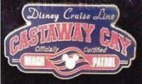 Disney Pin: DCL Disney Cruise Line Castaway Cay Beach Patrol