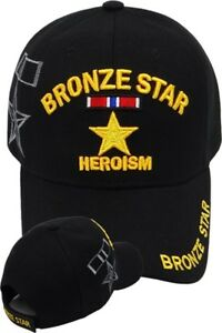 US Army RETIRED Ball Cap WWII Korea Vietnam Gulf War OIF OEF Veteran Hat BLACK