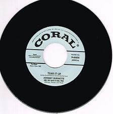 JOHNNY BURNETTE TRIO - TEAR IT UP / OH BABY BABE (1956 ROCKABILLY Bops)