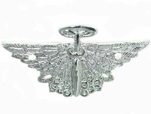 Austin-7-winged-Grill-Badge-Emblem-Motif-Ruby-Models-1934-to1938-Vintage-Car-AD