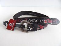 Farmall Ih Girls Belt With Tractors,hearts Belt Sizes: S 20-22, M 24-26, L 28-30