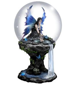 Anne-Stokes-Snowglobe-featuring-Immortal-Flight