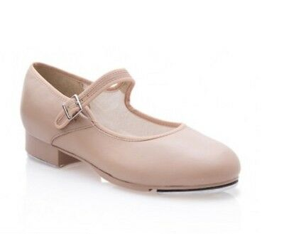"fits 10.5 Capezio 3800A Caramel Women/'s Size 11M /""Mary Jane/"" Buckle Tap Shoe"