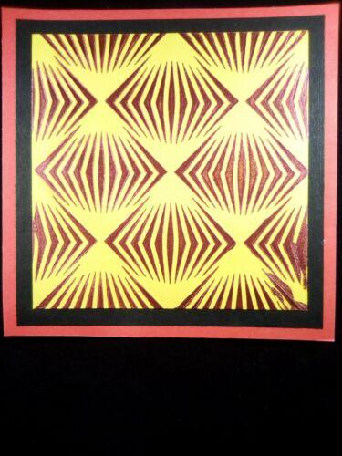Geometric Diamond Art Stencil Embossing Scrapbooking Cardmaking Ink Airbrush #M