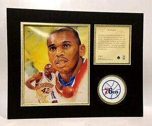 Philadelphia-76ers-JERRY-STACKHOUSE-1997-NBA-Basketball-11x14-Lithograph-Print