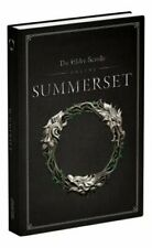 The Elder Scrolls Online: Summerset : Official Collector's Edition Guide by David Hodgson and Garitt Rocha (2018, Hardcover)