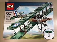 Lego 10226 Sopwith Camel Brand Retired