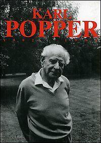 Karl Popper (1902-1994). Catalogo della mostra (Milano, 11-31 gennaio 1997). Edi