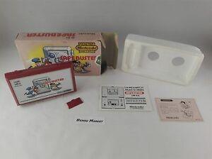 NINTENDO-SAFEBUSTER-GAME-amp-WATCH-LCD-MULTISCREEN-BOXATO-BOXED-COMPLETO-JB-63