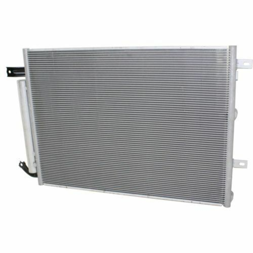 New CH3030251 A//C Condenser for Jeep Cherokee 2014-2016