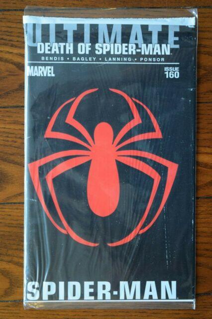 Ultimate Spider-Man #160 - Death Of Spider-Man - (Sealed) 2009
