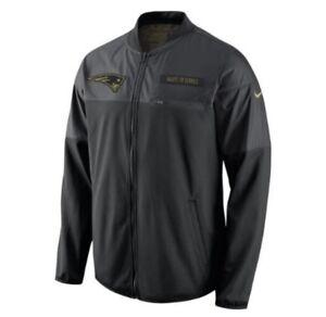 98787cb7c Nike New England Patriots Salute To Service Hybrid Jacket Size Small ...