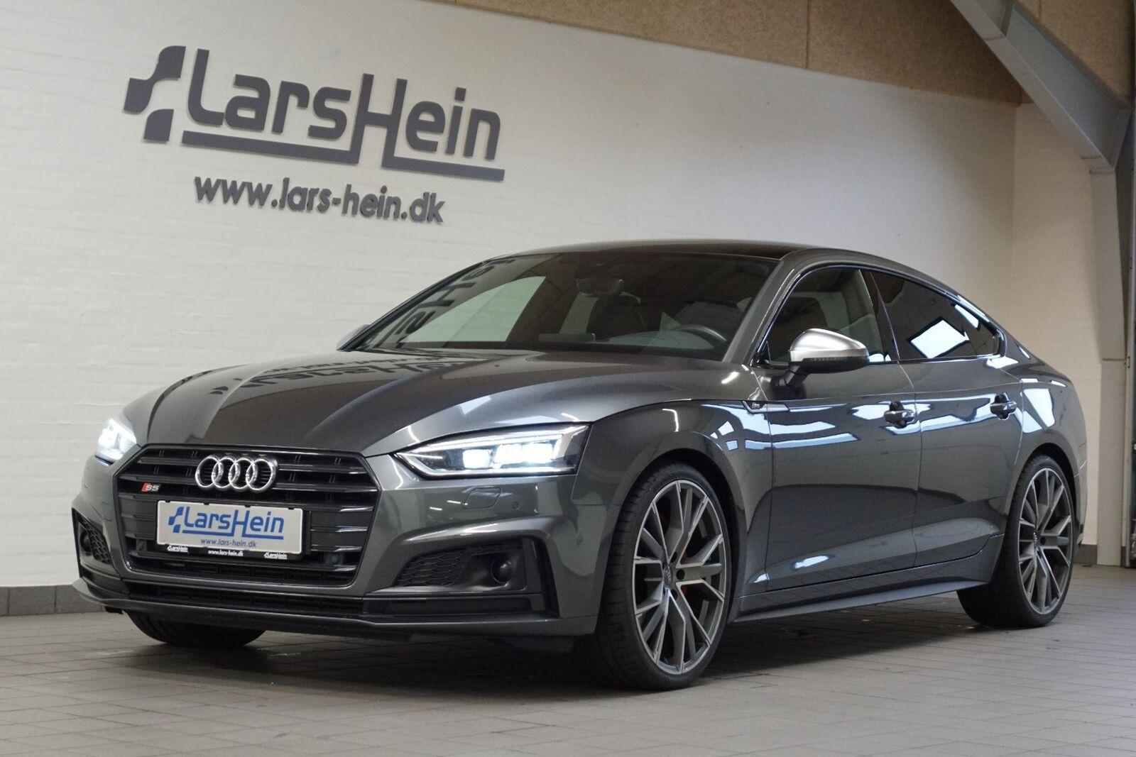 Audi S5 3,0 TFSi SB quattro Tiptr. 5d