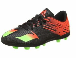 Brillant Adidas Messi 15.4 Fxg Junior Chaussures De Football-afficher Le Titre D'origine