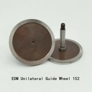 152-Wire-Cut-EDM-Machines-Parts-Molybdenum-Wire-Unilateral-Guide-Wheel-1SET-2PC