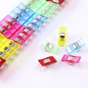 Wholesale-10-50-100-PCS-Pack-Clips-for-Crafts-Sewing-Knitting-Crochet