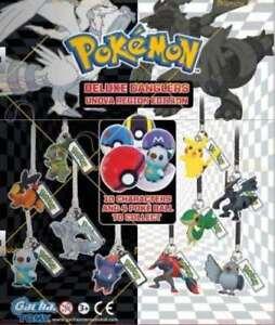 Pokemon-Deluxe-Key-Danglers-Unova-Region-Edition-Mini-Figure-Pokeball-Set-of-10