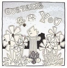 Curtains for You - What a Lovely Surprise to Wake Up Here [New CD]   #32