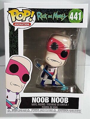 Funko POP Noob Noob 35593 Rick and Morty Animation