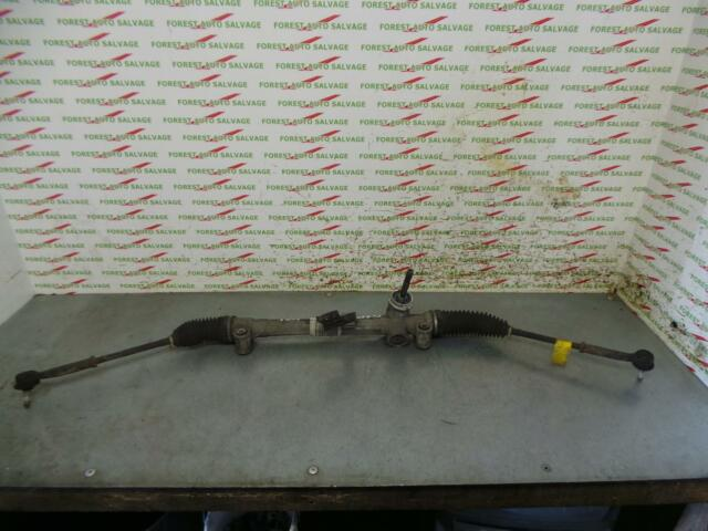 VAUXHALL CORSA D Steering Rack Mk4 1.4 Petrol Automatic (Ident WU)  2006 - 2014