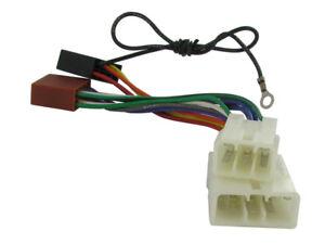 Sensational Mitsubishi Galant L200 Cd Radio Stereo Headunit Iso Wiring Harness Wiring Database Indigelartorg