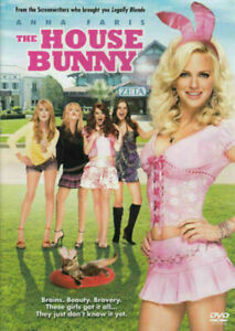 THE-HOUSE-BUNNY-DVD-Bilingual-FREE-SHIPPING-IN-CANADA