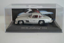 Modellauto 1:43 De Agostini Mercedes-Benz 300 SL Gullwing 1954 Nr. 01