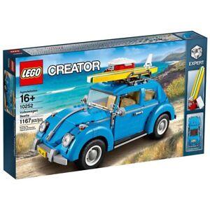NEW-LEGO-CREATOR-VOLKSWAGEN-BEETLE-10252