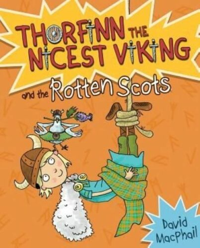 1 of 1 - Thorfinn and the Rotten Scots (Young Kelpies), Good Condition Book, MacPhail, Da