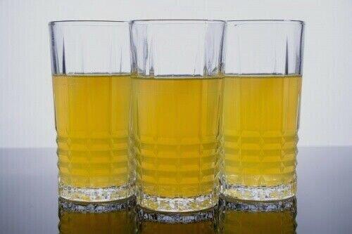 Wasserglas  Trinkglas  12 Teilig  Fine Glas  Transparent Cocktailglas