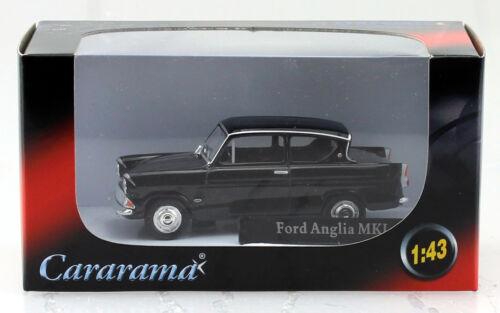 FORD Anglia MK 1 NERO 1:43 Cararama Modello di auto
