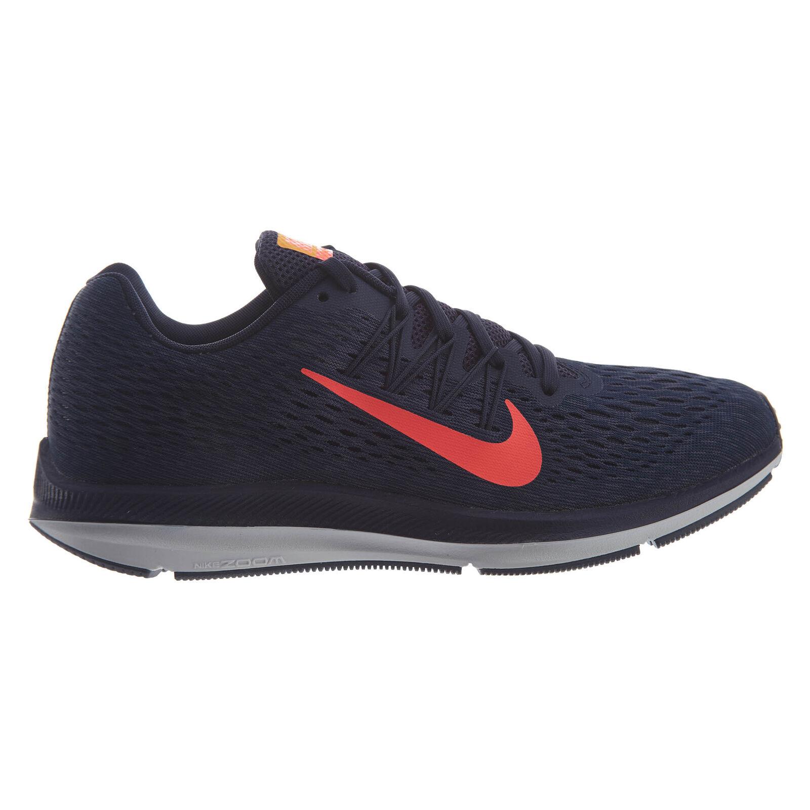 Nike Zoom Winflo Winflo Winflo 5 Uomo AA7406-402 neroened blu Crimson Running scarpe Dimensione 11 e26479