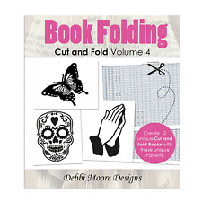 Debbi Moore Book Folding Cut /& Fold Volume 3 Create /& Craft Special CD 326228