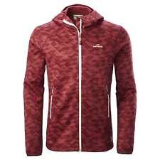Kathmandu Aysen Mens Wind Resistant Stretch Hooded Fleece Inner Jacket Top