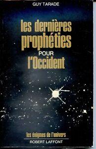 LES-DERNIERES-PROPHETIES-POUR-L-039-OCCIDENT-Guy-Tarade-1979-b