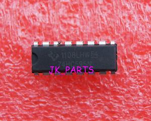50Pcs SN74HC595N 74HC595 8-Bit Shift Register DIP-16 IC NEW