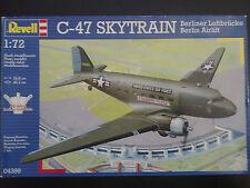"""REVELL 04399 C-47 Skytrain """"Berliner Luftbrücke / Berlin Airlift"""" 1/72 Neu/OVP"""